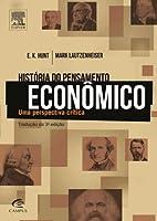 História do pensamento econômico, 3/E