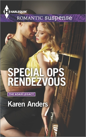 Special Ops Rendezvous (The Adair Legacy, #3)