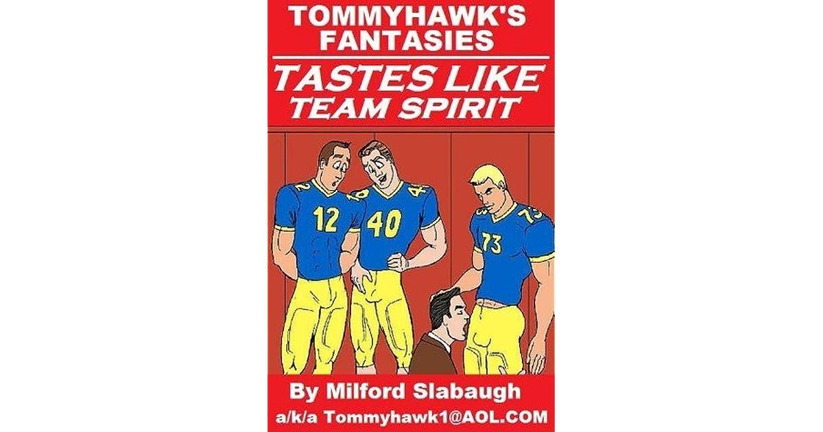Tommyhawks Fantasies Alien Tentacles Milford Slabaugh