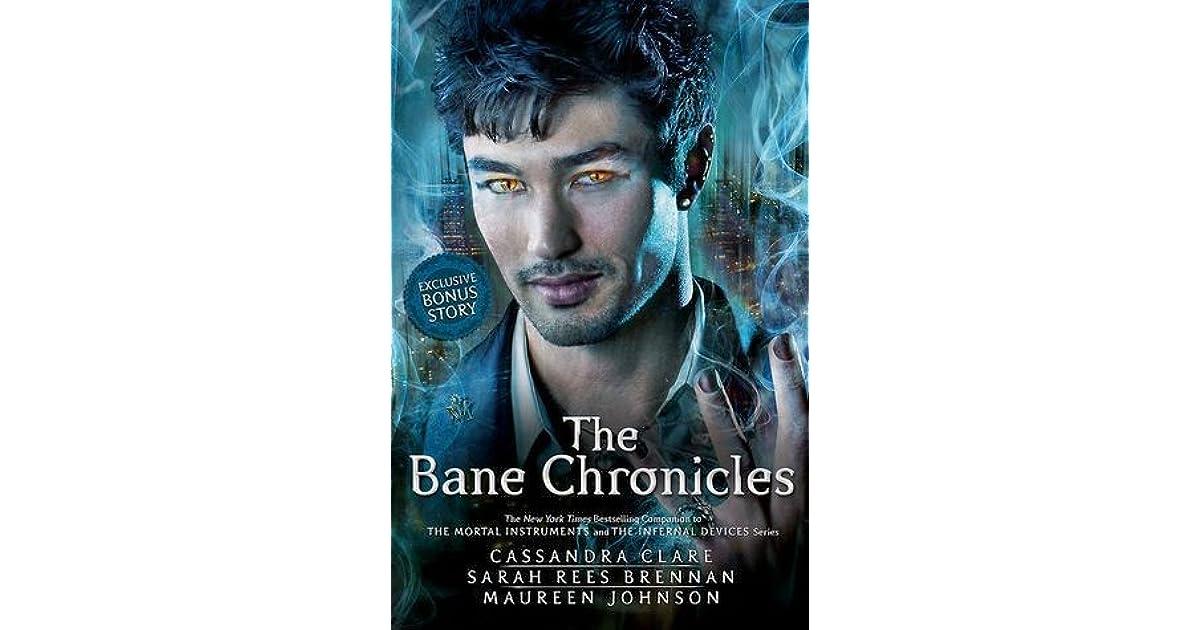 Bane 4 pdf chronicles the