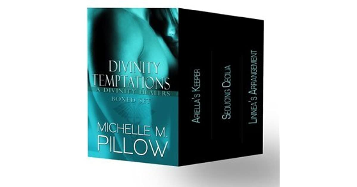 Divinity Temptations By Michelle M  Pillow