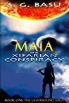 Maia and the Xifarian Conspiracy (The Lightbound Saga, #1)