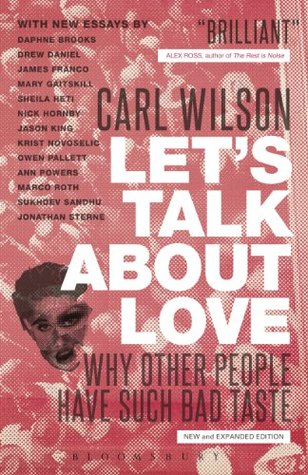 Let's Talk About Love by Carl Wilson