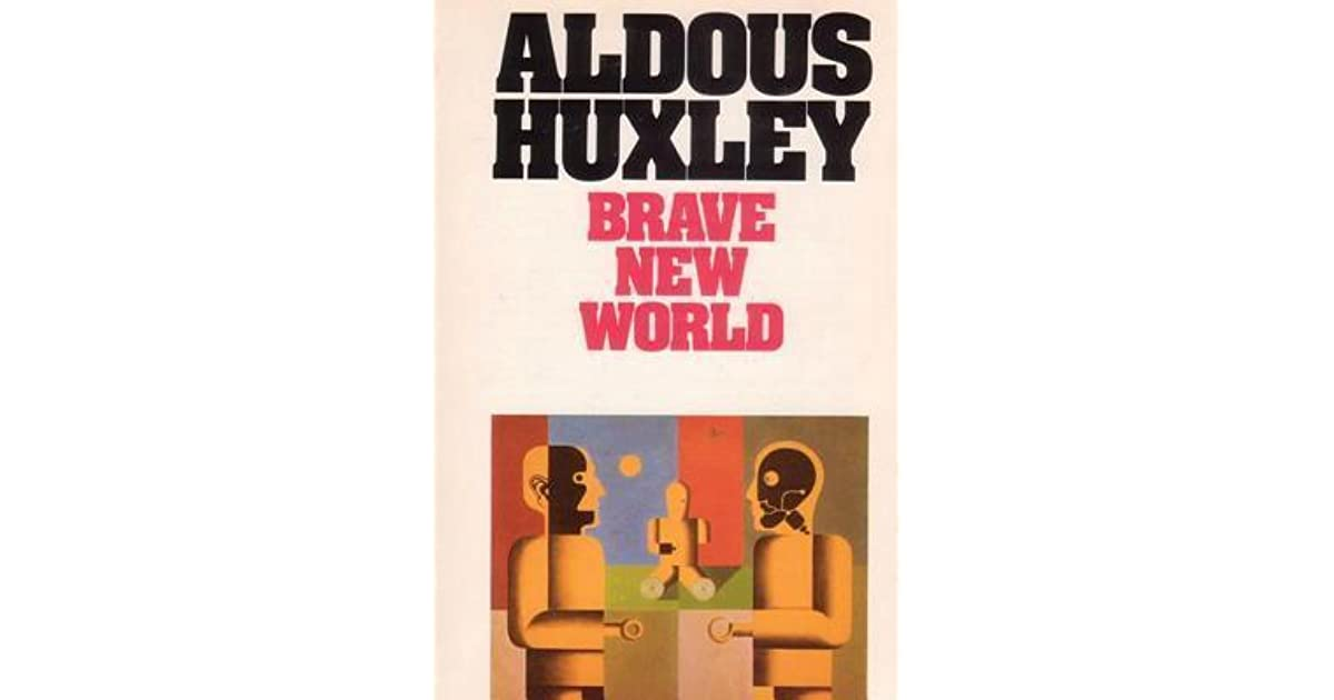 Brave New World By Aldous Huxley 3 Star Ratings