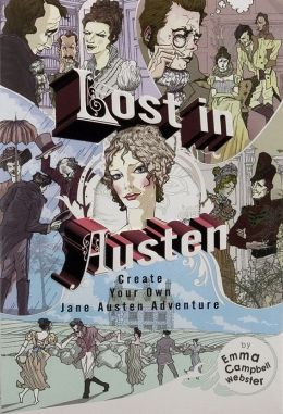 Lost in Austen by Emma Campbell Webster