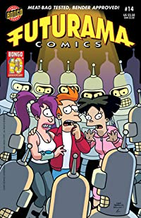 Six Characters in Search of a Story (Futurama Comics #14)