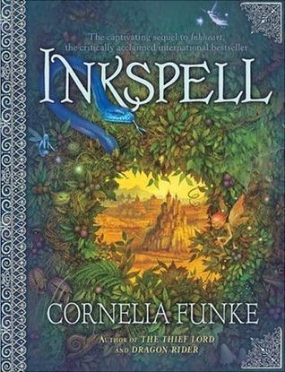 Inkspell (Inkworld, #2)