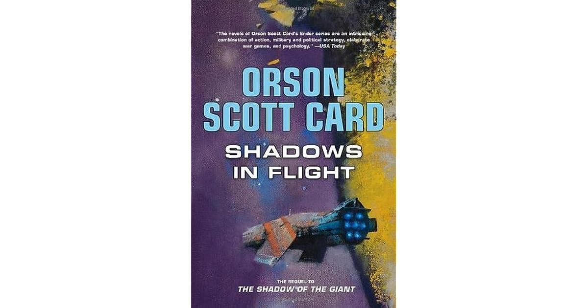 Shadows In Flight Enders Shadow 5 By Orson Scott Card