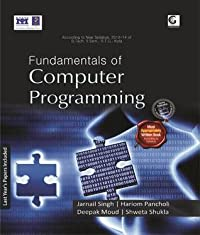 Fundamental of Computer Programming Book
