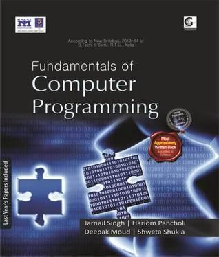 Fundamental of Computer Programming Book