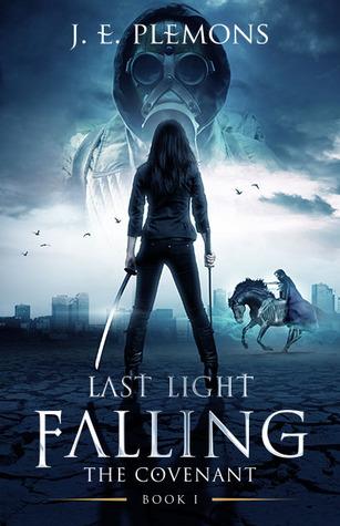 Last Light Falling by J.E. Plemons
