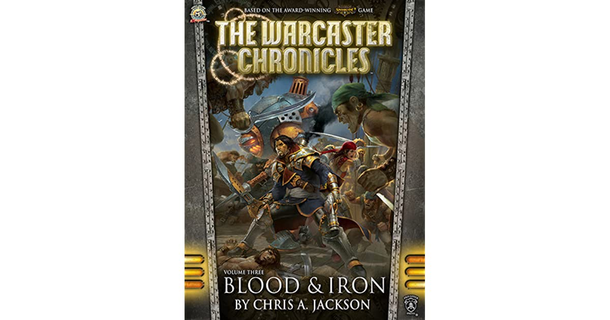 Blood iron by chris a jackson fandeluxe Ebook collections