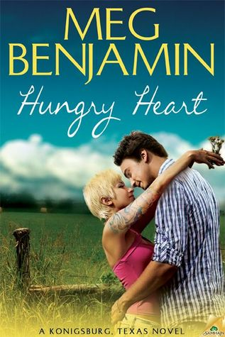 Hungry Heart by Meg Benjamin