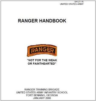 US ARMY RANGER HANDBOOK, Military Manuals, Survival Ebooks