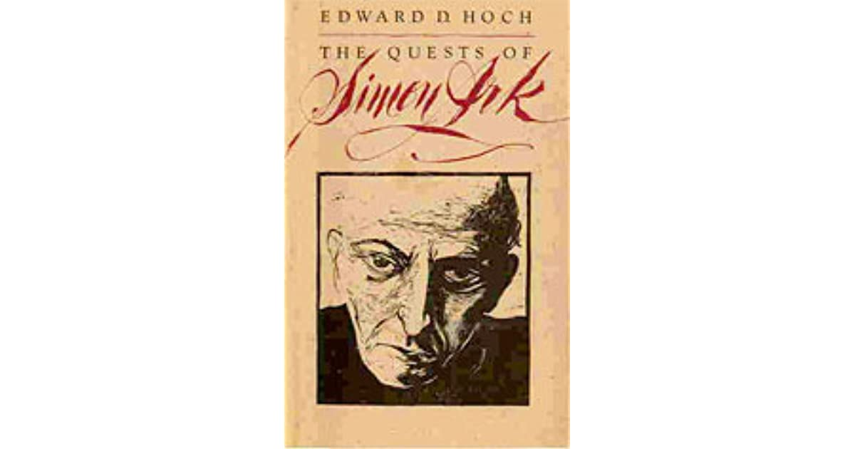 The Quests Of Simon Ark By Edward D Hoch