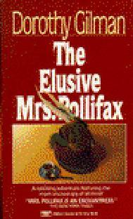 Book Review: The Elusive Mrs Pollifax by Dorothy Gilman