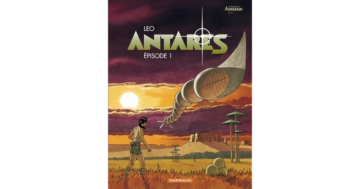 Antarès, Épisode 1 by Luiz Eduardo de Oliveira (Leo)