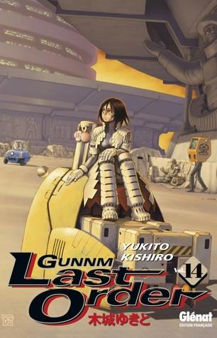 Gunnm Last Order, Tome 14