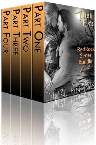 Their Ex's Redrock Serial Bundle 1-4 (Texas Alpha #1)