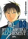 Fullmetal Alchemist Kanzenban 03 (Fullmetal Alchemist Kanzenban, #3)