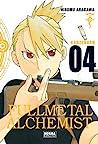 Fullmetal Alchemist Kanzenban 04 (Fullmetal Alchemist Kanzenban, #4)