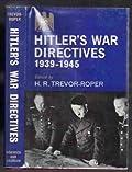Hitler's War Directives, 1939-1945