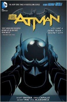 Batman, Volume 4 by Scott Snyder