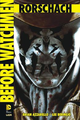 Before Watchmen: Rorschach (HC)