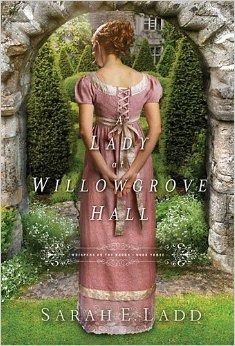 A Lady at Willowgrove Hall (Whispers on the Moors, #3)