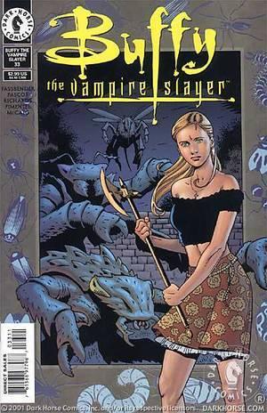 Buffy Comics #33