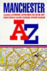 A Z Atlas Of Manchester by Geographers' A-Z Map Company
