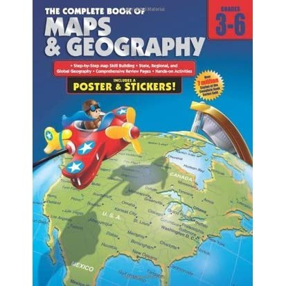The Complete Book of Maps and Geography, Grades 3 - 6 by ... on latin america map, global service, risk management map, north america sales map, shipping map, india map, service map, technology map, munford tn map, global technology, project management map, strategy map, manufacturing map, business map, regional sales map, construction map, national sales map, world sales map, communication map, education map,