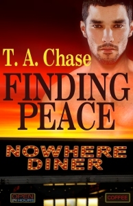 Finding Peace (Nowhere Diner, #2)