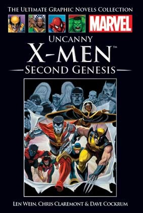 Uncanny X-Men: Second Genesis