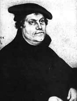 Martin Luther's Writings, Biography and Portraits
