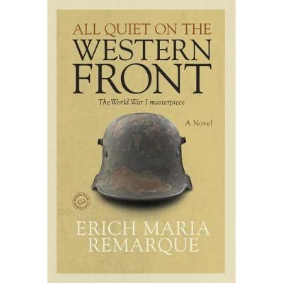 the view of nationalism in all quiet on the western front by erich maria remarque All quiet on the western front by erich maria remarque, 9780449213940, available at book depository with free delivery worldwide.