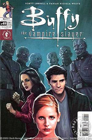 Buffy the Vampire Slayer (Comics #49)