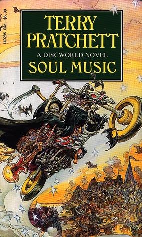 Soul Music (Discworld, #16; Death, #3) by Terry Pratchett