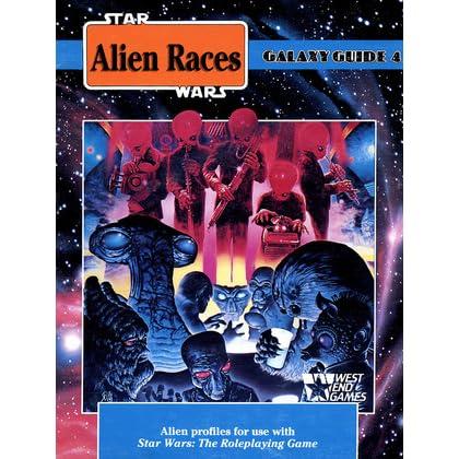 Star Wars Galaxy Guide 4: Alien Races by Troy Denning