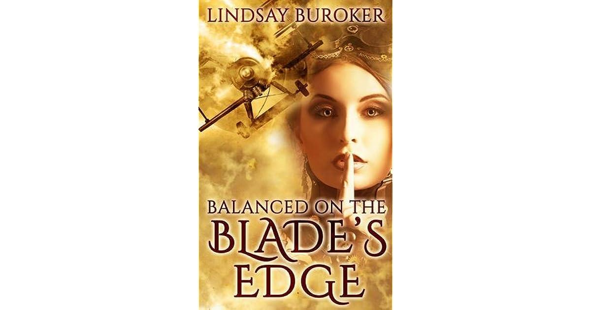 Balanced on the Blades Edge (Dragon Blood, Book 1)