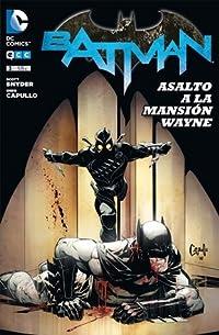 Batman, núm. 03: Asalto a la Mansión Wayne