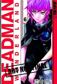 Deadman Wonderland, Vol. 6.