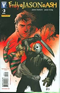 Freddy Vs. Jason Vs. Ash #3 (Wildstorm - DC Comics)