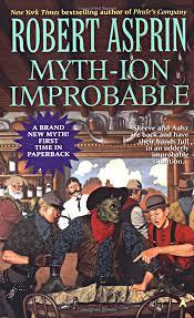 Myth-ion Improbable (Myth Adventures, #11)