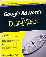 Google AdWords For Dummies®