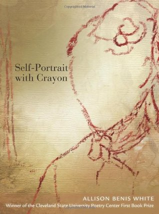 Self-Portrait with Crayon by Allison Benis White
