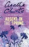 Download ebook Absent in the Spring by Mary Westmacott