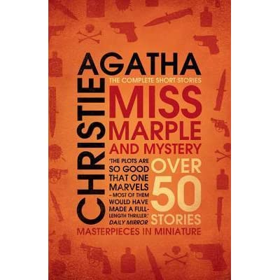 Miss marple and mystery over 50 stories by agatha christie fandeluxe Ebook collections