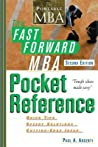 The Fast Forward MBA Pocket Reference, Second Edition