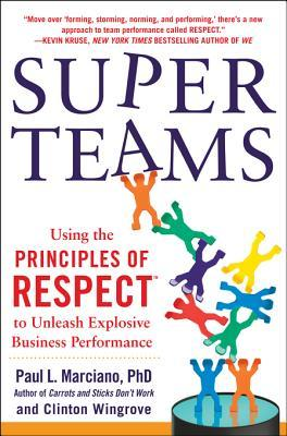 Superteams: Using the Principles of Respect(tm) to Unleash Explosive Business Performance